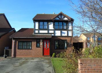 Thumbnail 3 bed detached house for sale in Aspen Walk, Rhyl, Denbighshire