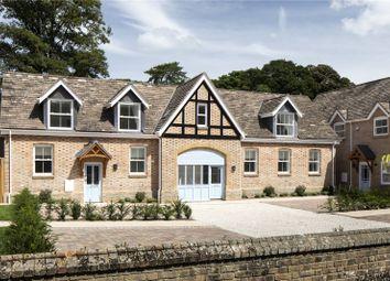 Thumbnail 3 bed property for sale in Farrer Estate, East Stoke, Wareham, Dorset
