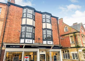 Thumbnail 2 bedroom flat for sale in St. Marys Road, Market Harborough