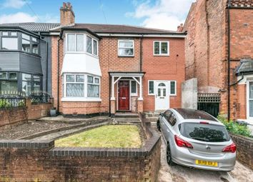 Thumbnail Semi-detached house for sale in Church Hill Road, Handsworth, Birmingham