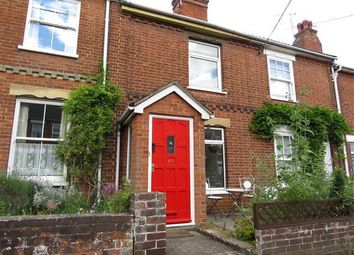 Thumbnail 3 bedroom terraced house to rent in Fredericks Road, Beccles