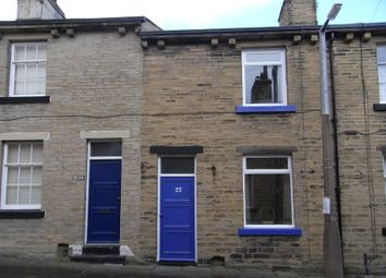 Thumbnail 1 bed terraced house to rent in Herbert Street, Saltaire, Shipley