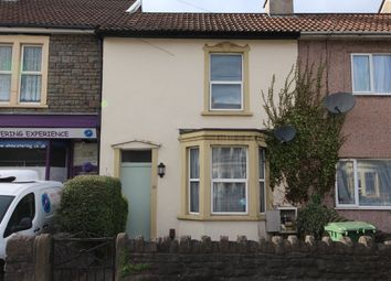 Thumbnail 2 bed terraced house for sale in Soundwell Road, Staple Hill
