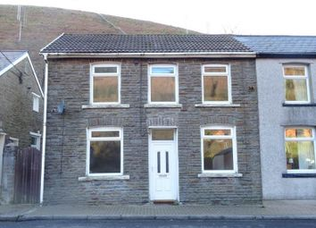 3 bed semi-detached house for sale in Cemetery Road, Ogmore Vale, Bridgend CF32