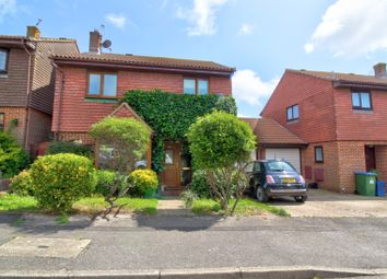Thumbnail 3 bed link-detached house for sale in Park View Rise, Telscombe Cliffs, Peacehaven