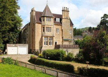 Thumbnail 3 bed flat to rent in Weston Park West, Bath