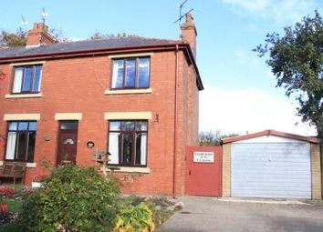 Thumbnail 3 bed semi-detached house for sale in Carr End Lane, Stalmine, Lancashire
