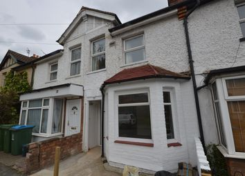Thumbnail 3 bed terraced house to rent in Northern Road, Aylesbury, Buckinghamshire