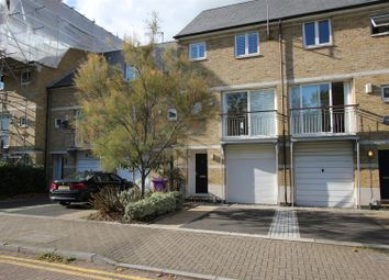 Thumbnail 3 bed town house to rent in Napier Avenue, London