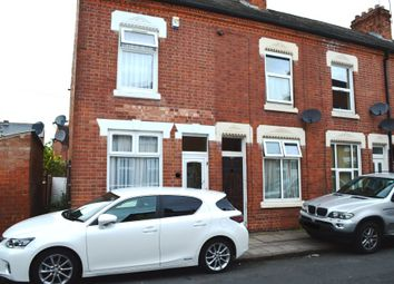 Thumbnail 3 bed terraced house for sale in Sutherland Street, Leicester