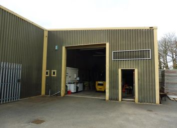 Thumbnail Light industrial to let in Unit 10, Plot 7, Gilston Road, Saltash, Cornwall