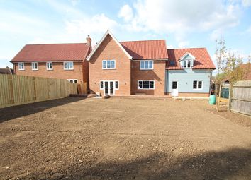 Thumbnail 5 bedroom detached house for sale in Russet Close, Finningham, Stowmarket, Suffolk