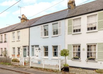 Thumbnail 3 bed terraced house for sale in Station Road, Claygate, Esher, Surrey