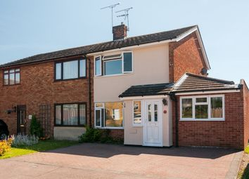 Thumbnail 4 bed semi-detached house for sale in Muscade Close, Tiptree, Colchester