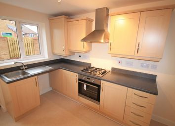 Thumbnail 3 bed semi-detached house to rent in Aidans Close, Doncaster