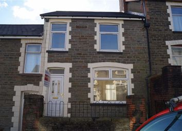 Thumbnail 4 bed terraced house for sale in Coplestone Street, Mountain Ash