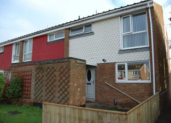 Thumbnail 3 bed terraced house for sale in Bowness Avenue, Wallsend