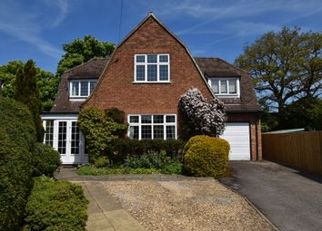 Thumbnail 4 bed detached house for sale in Woodside Close, Amersham