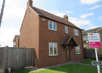 Thumbnail 3 bed property to rent in Lancaster Drive, Long Sutton, Spalding