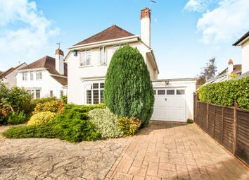 Thumbnail 3 bed detached house for sale in Parkfield Road, Taunton