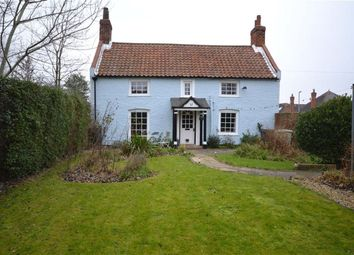 Thumbnail 4 bed property for sale in Thoresby Road, Tetney, Grimsby