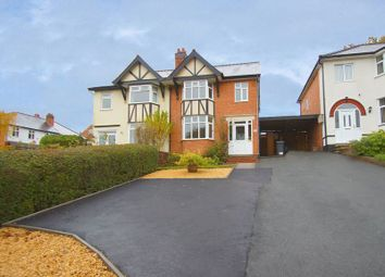 Thumbnail 3 bed semi-detached house for sale in Plymouth Road, Redditch