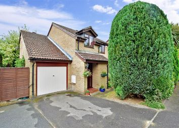 Thumbnail 4 bed detached house for sale in Oliver Close, Crowborough, East Sussex