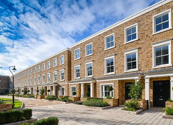 Thumbnail 3 bed town house for sale in Burlington Lane, Chiswick, London