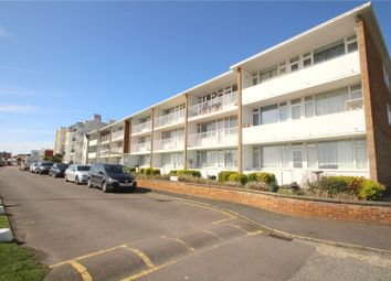 Thumbnail 2 bed flat for sale in East Lodge, Brighton Road, Lancing, West Sussex