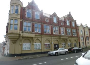 Thumbnail 1 bed flat to rent in Court Road, Barry
