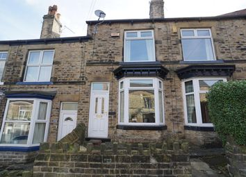Thumbnail 3 bed terraced house to rent in Forres Road, Crookes, Sheffield