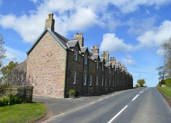 Thumbnail 3 bed terraced house for sale in Whitsome Hill Farm Cottages, Whitsome, Duns, Berwickshire, Scottish Borders