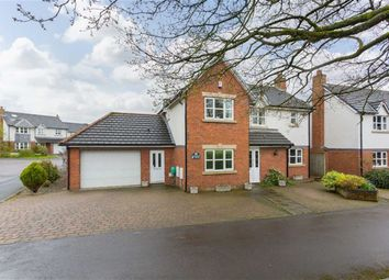 Thumbnail 4 bed detached house for sale in Peacock Drive, Garstang, Preston