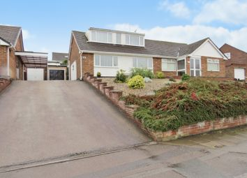 Thumbnail 3 bed semi-detached bungalow for sale in Princethorpe Way, Ernseford Grange, Coventry