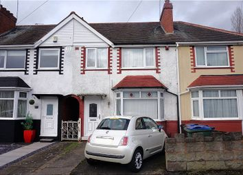 Thumbnail 3 bedroom terraced house for sale in Crockford Road, West Bromwich