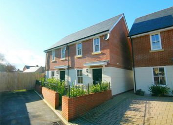 Thumbnail 2 bed semi-detached house for sale in Chalice Close, Parkstone, Poole