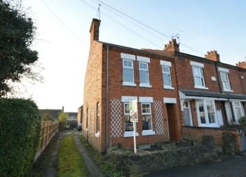 Thumbnail 3 bed end terrace house for sale in Cosby Road, Littlethorpe, Leicester