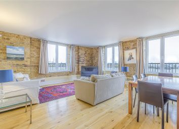 Thumbnail 3 bedroom flat for sale in Cubitt Wharf, Storers Quay, London