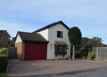 Thumbnail 4 bed detached house for sale in Falkenham Road, Kirton, Ipswich