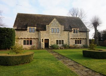 Thumbnail 3 bedroom detached house to rent in Thornhaugh Hall Estate, Thornhaugh, Peterborough
