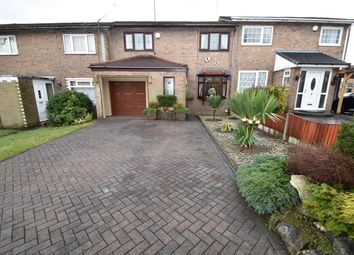 Thumbnail 3 bedroom terraced house for sale in Hodder Way, Whitefield, Manchester