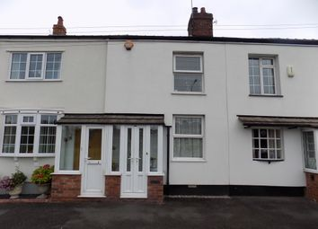 Thumbnail 2 bed cottage for sale in Warrington Road, Acton Bridge, Northwich