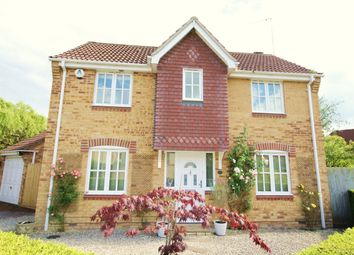 Thumbnail 3 bedroom detached house for sale in Albion Way, Verwood
