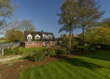 Thumbnail 4 bedroom detached house for sale in Horsebrook Hall Lane, Brewood, Stafford