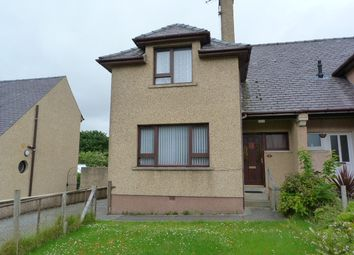 Thumbnail 2 bed semi-detached house for sale in Kennedy Terrace, Stornoway