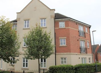 Thumbnail 2 bedroom flat for sale in Kniveton Close, Off Ashbourne Road, Derby
