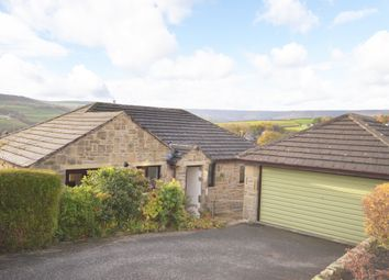 Thumbnail 3 bed detached bungalow for sale in Allergill Park, Upperthong, Holmfirth