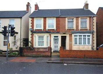 Thumbnail 3 bed semi-detached house for sale in Ash Road, Aldershot