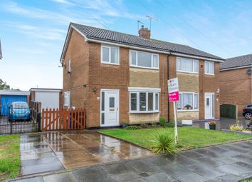 3 bed semi-detached house for sale in Bretby Close, Cantley, Doncaster DN4