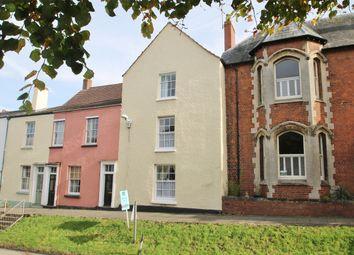 Thumbnail 4 bed terraced house for sale in Mornington Terrace, Newnham, Gloucestershire